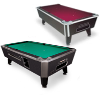 Valley Dynamo Parts - Panther pool table